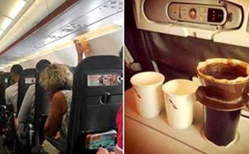 12 вещей, которые не нужно делать в самолете