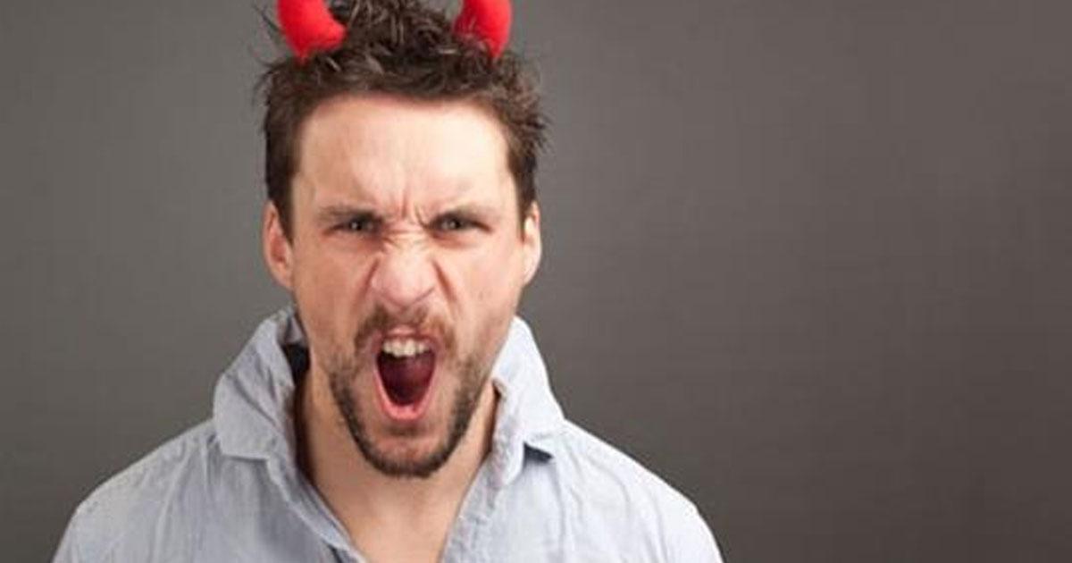 О том, как реагировать на вербально агрессивных людей.