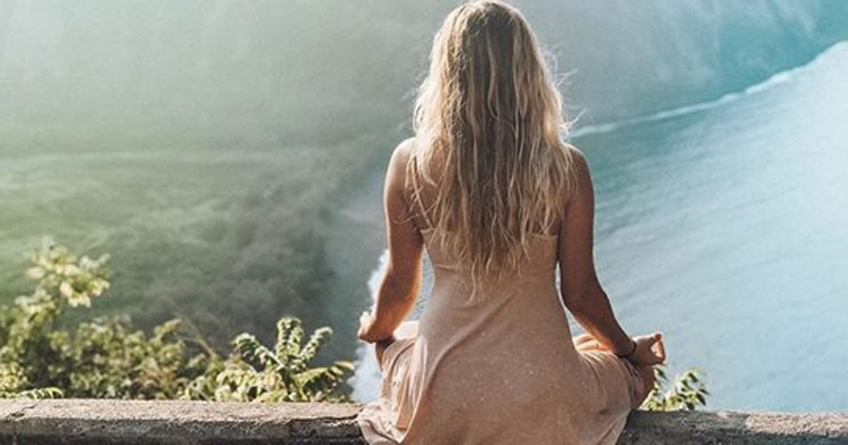 Медитация,которую можно практиковать прямо сейчас