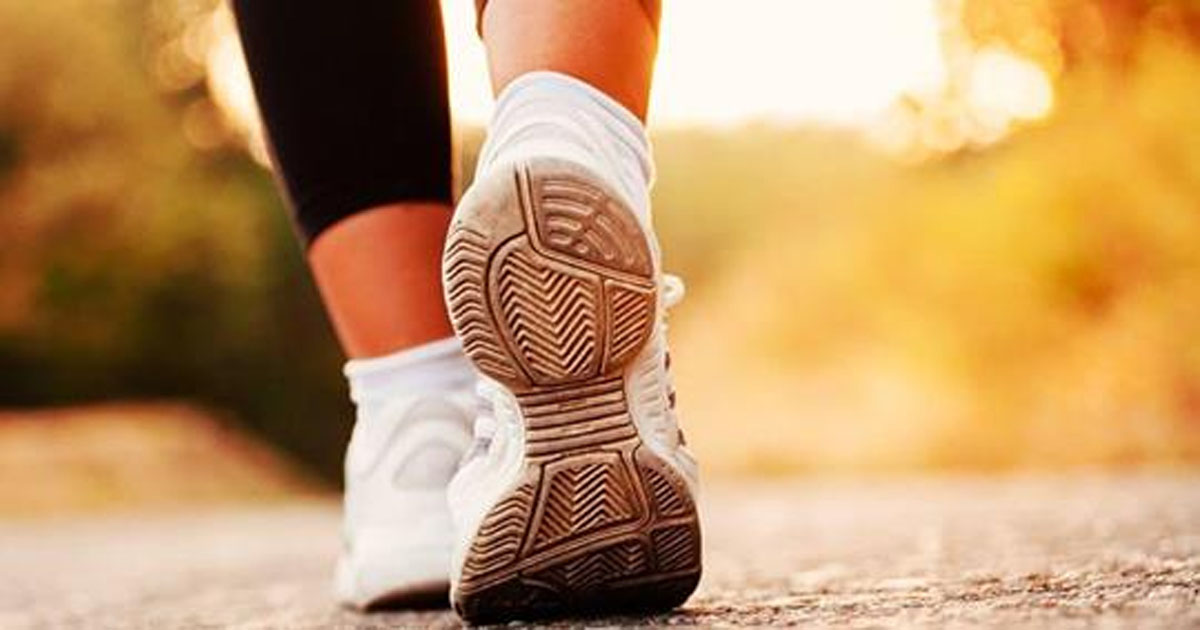 Обычная ходьба намного полезнее, чем вы думаете -10 причин ходить больше