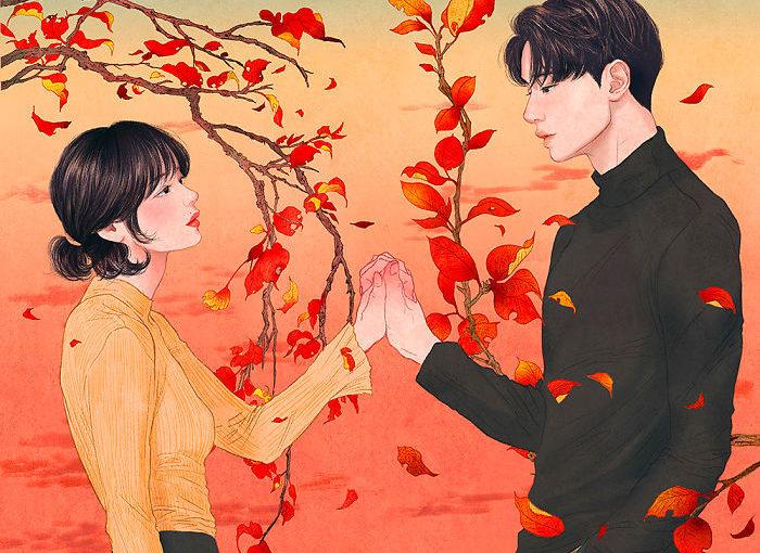 Согревающие рисунки полны любви и интимности