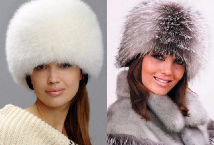 5 фасонов шапок, которые в моде осенью 2018 -зимой 2019, для женщин элегантного возраста