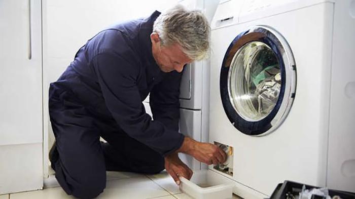 5 хитростей помогут сохранить вашу стиральную машинку в чистом, ухоженном и сверкающем виде