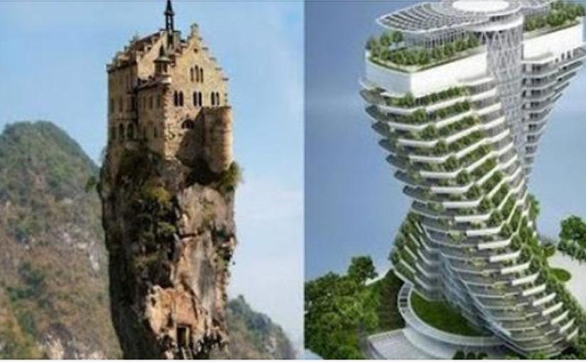 Десять наиболее красивых и величественных зданий в мире