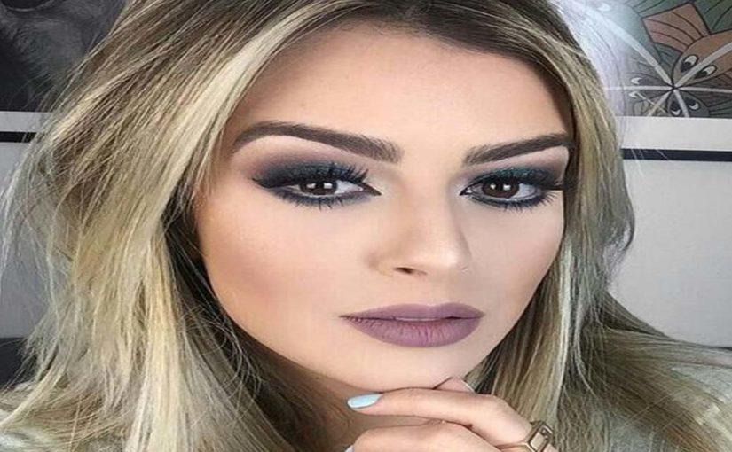 Темный макияж глаз: 15 потрясающих вариантов