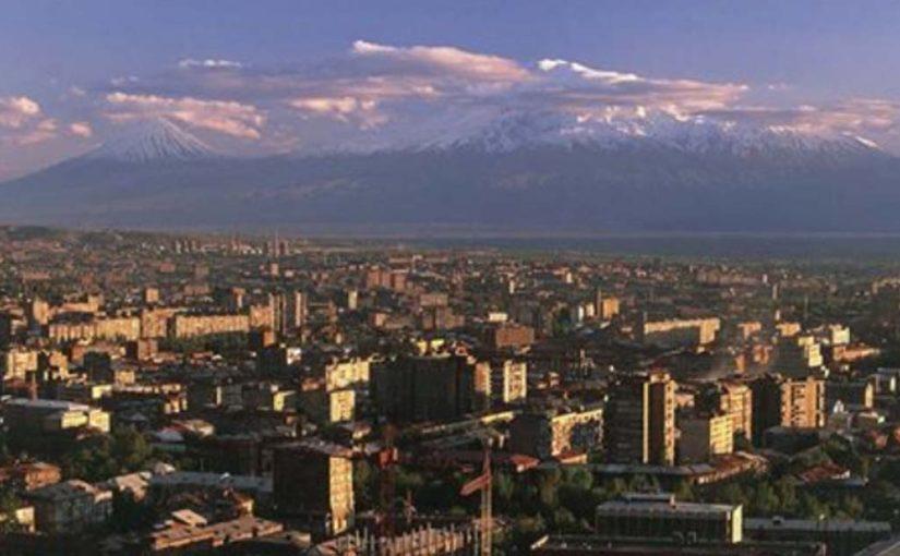 Ереван-Джан: гид по столице Армении. часть 1