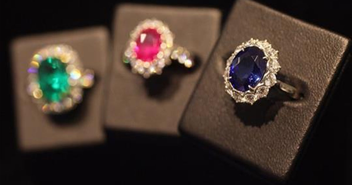 Помолвочные кольца виндзорских невест. Малоизвестные факты