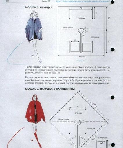 Впечатляющие модели пальто из одного куска ткани…