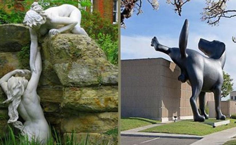 30 потрясающих скульптур, от которых перехватывает дыхание