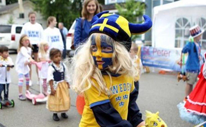 Швеция первой в мире запретила бить детей. Даже по попе