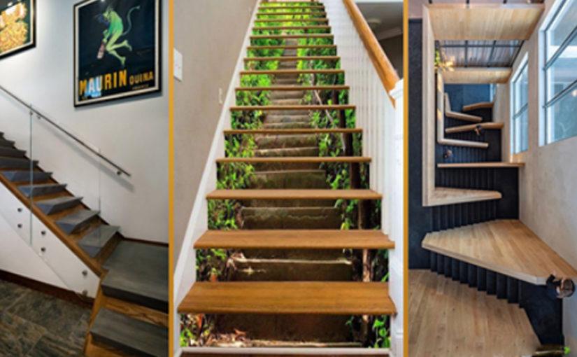 20 нереально крутых лестниц, которые поражают воображение