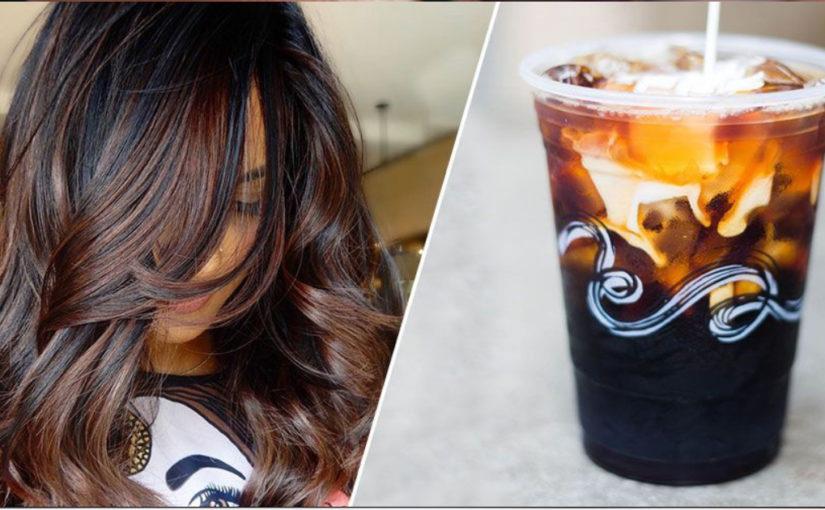 Колд брю — трендовый оттенок осени в окрашивании волос