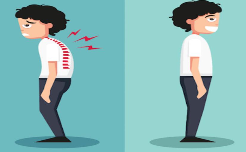 10 упражнений,которые помогут исправить вашу осанку и избавят от боли в спине