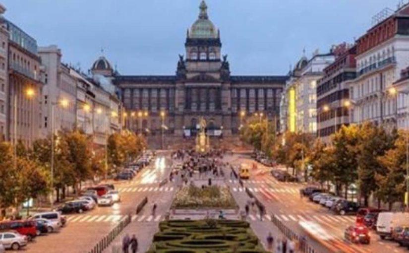 Самые известные уголки Праги