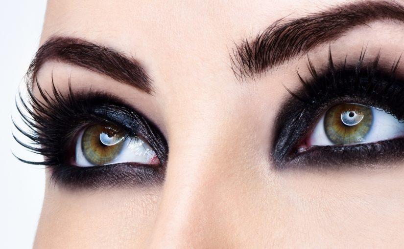 Техника макияжа глаз на каждый день