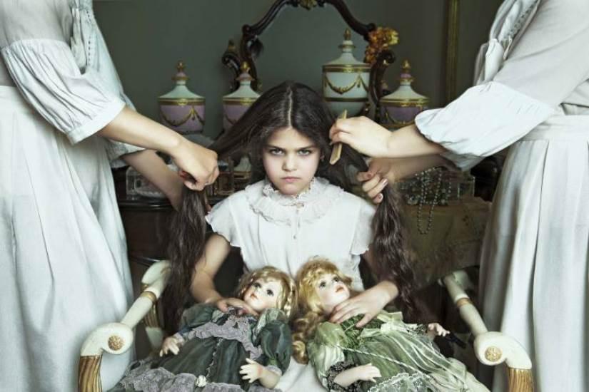 Няня на Рублевке: реальный рассказ о реальных детях
