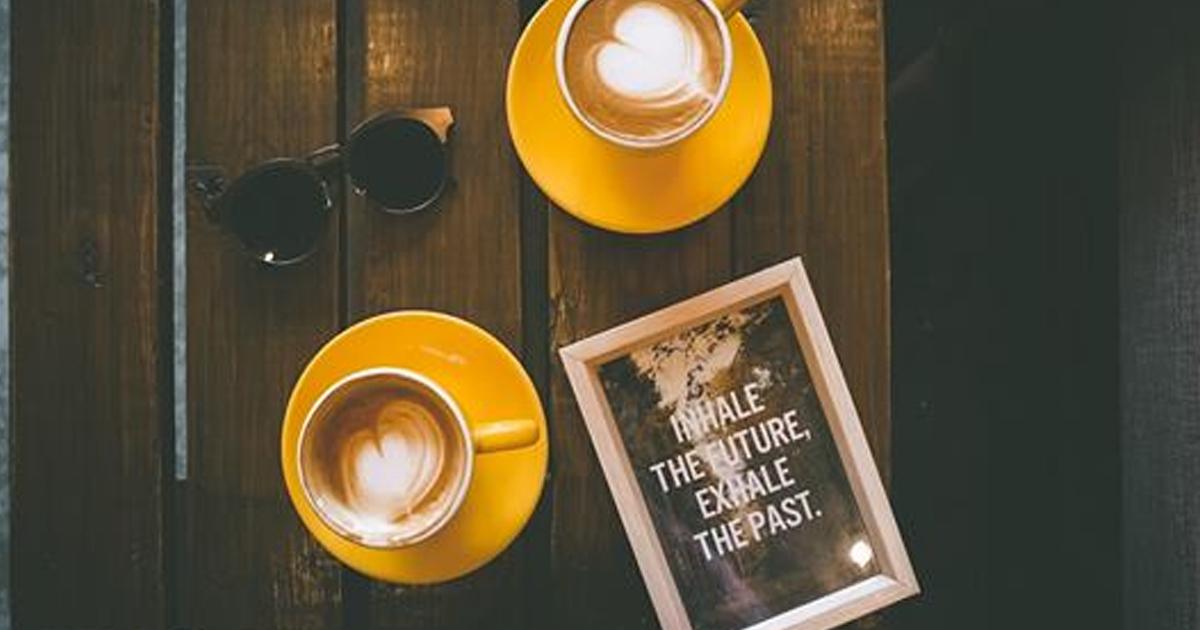 Жизнь — это кофе. Современная притча