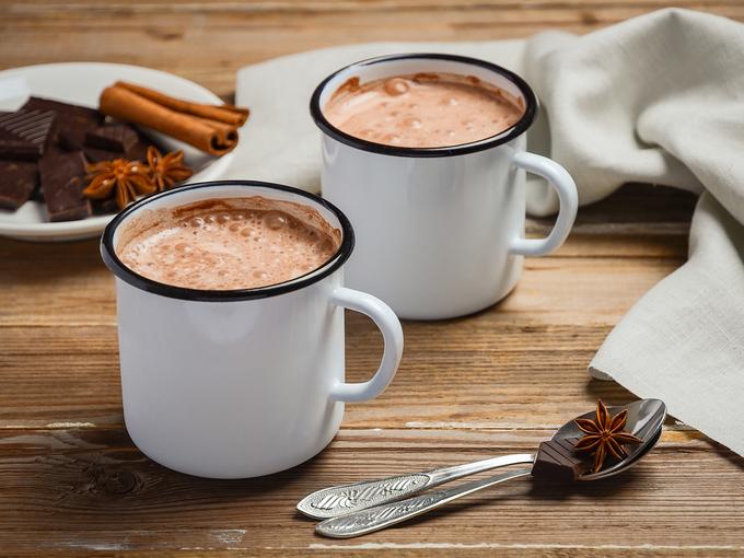 Польза напитка: какао