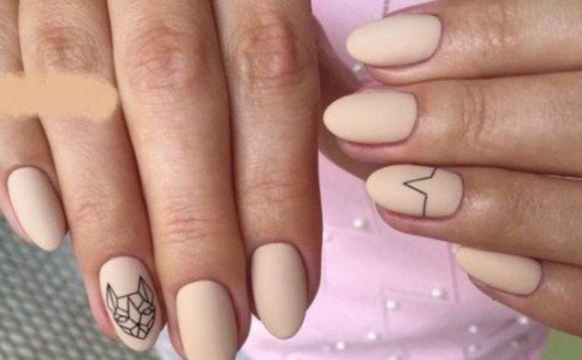 Большая подборка модного дизайна ногтей