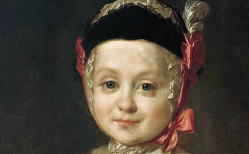 Семь портретов внебрачных детей царской семьи