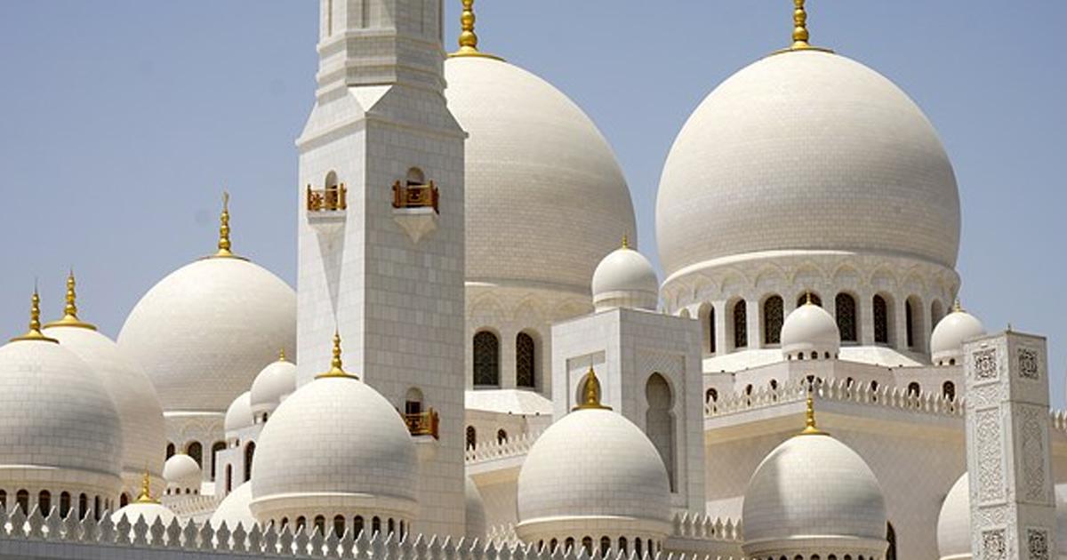 Арабский шейх о решении проблем в браке