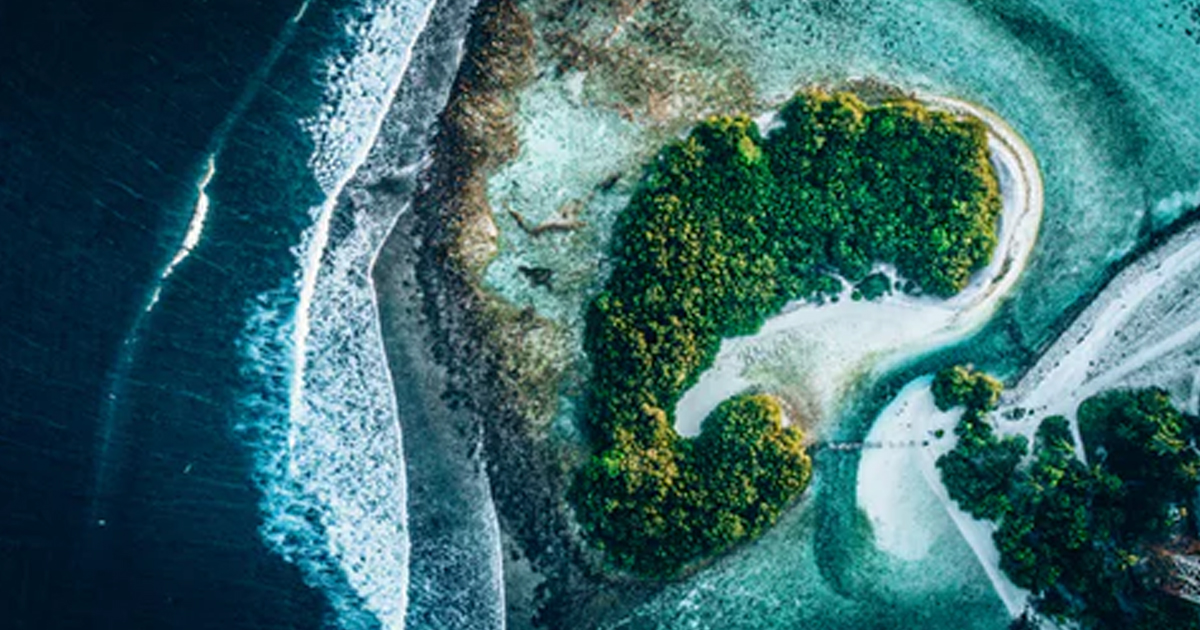 Уникальное явление острова Чиндо
