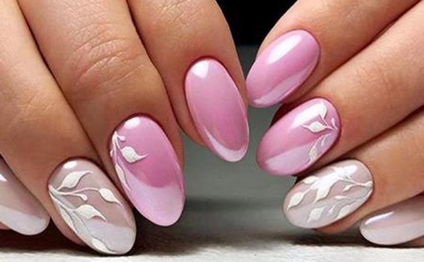 Нежнейший весенний маникюр в розовых оттенках: примеры