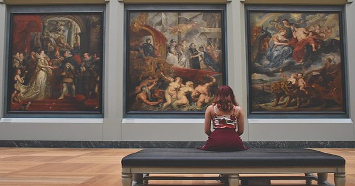 Шпаргалка для тех, кто хочет разбираться в искусстве