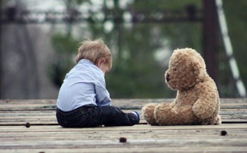 История об одном брошенном ребёнке