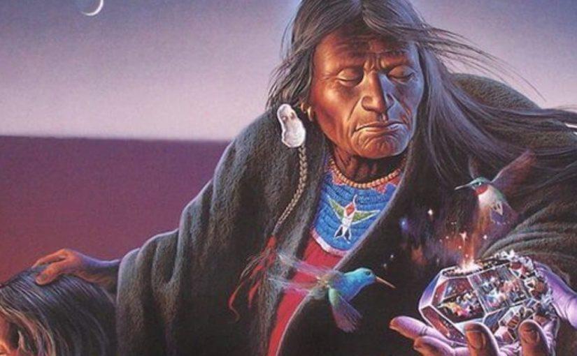30 мудрых наставлений одного шамана о знаках