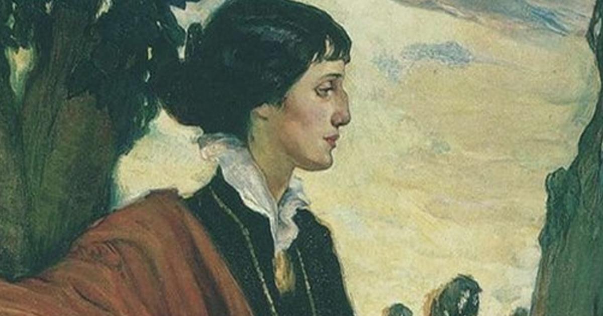 Подборка лучших стихотворений Анны Ахматовой