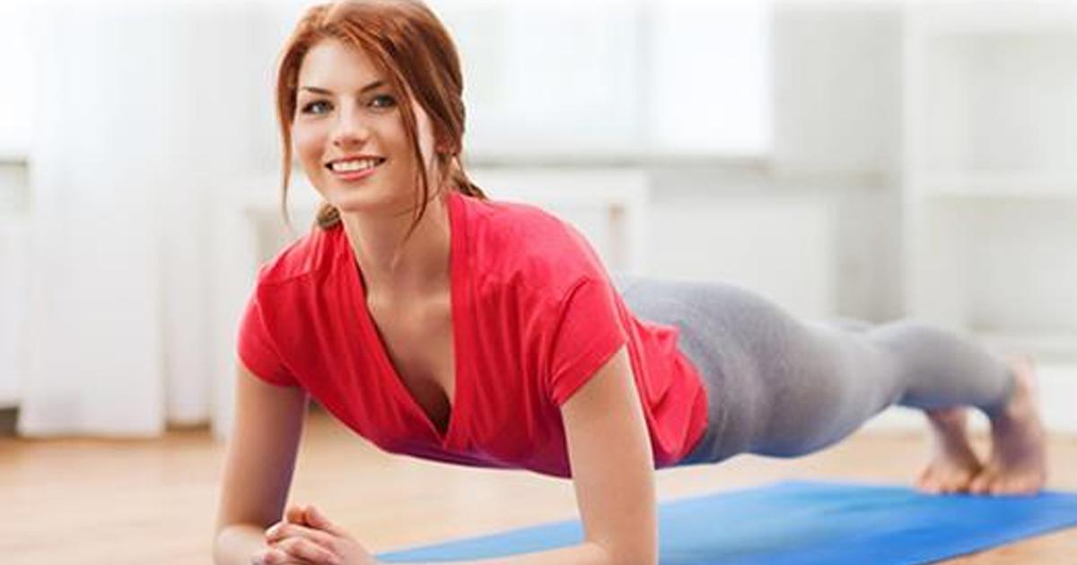 Комплекс упражнений на всю группу мышц за 7 минут