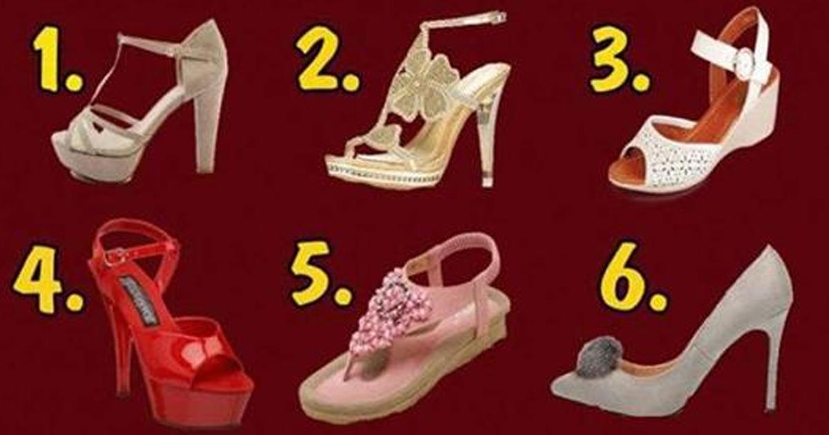 Психология о подсознательном выборе. Выбираем обувь