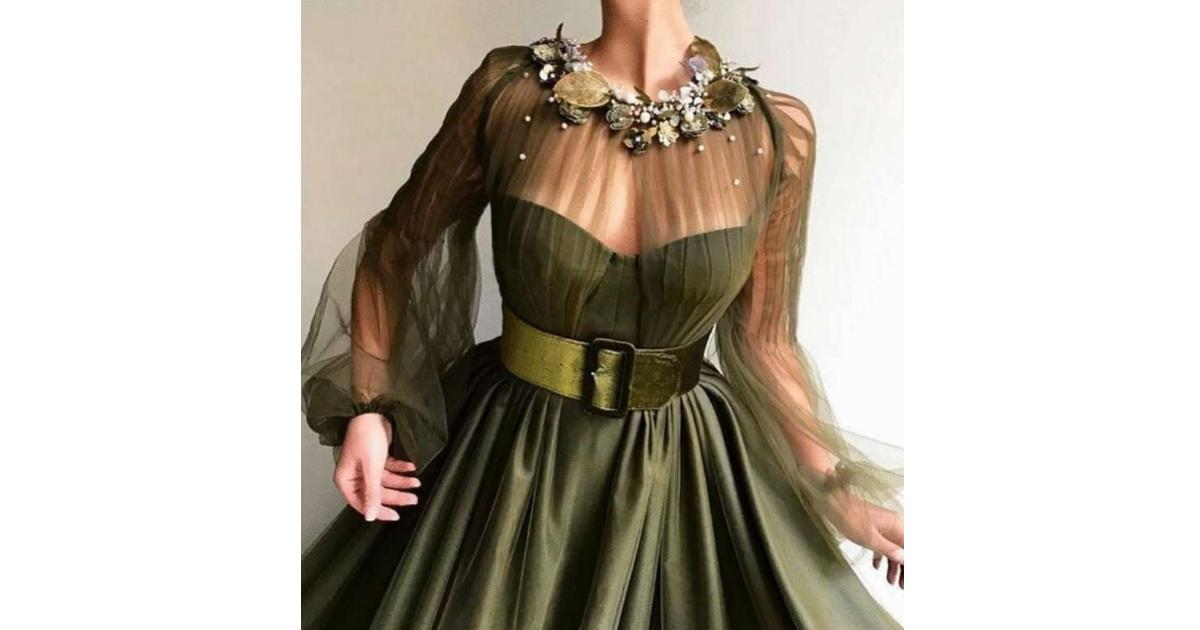 Подборка роскошных вечерних платьев на выход