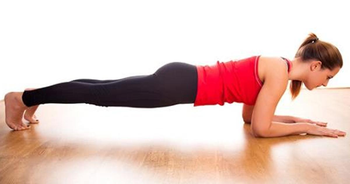 Полезное упражнение для фигуры на 28 дней