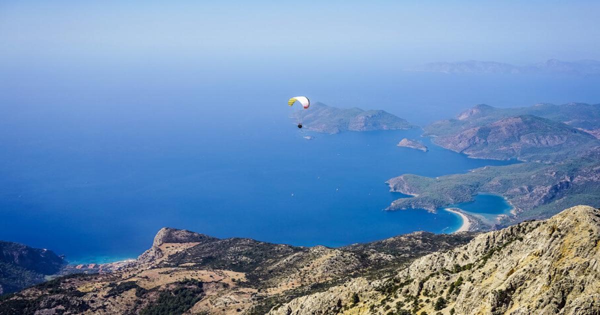 9 великолепных пейзажей из Турции