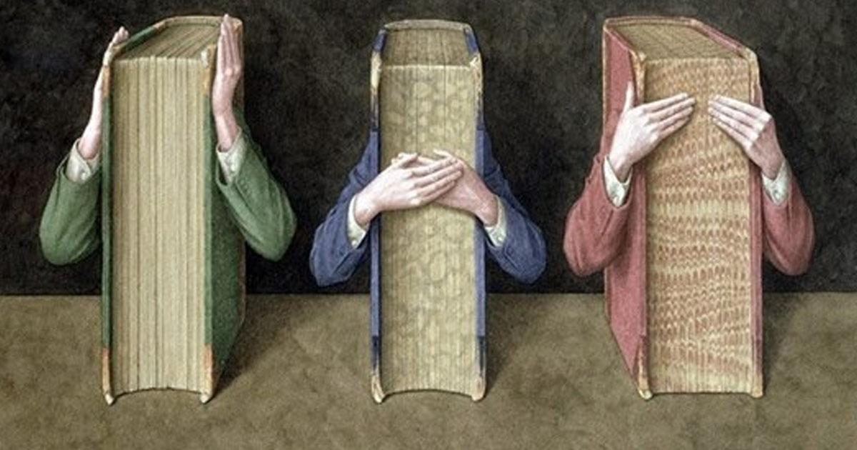 58 книг которые расширят ваш кругозор