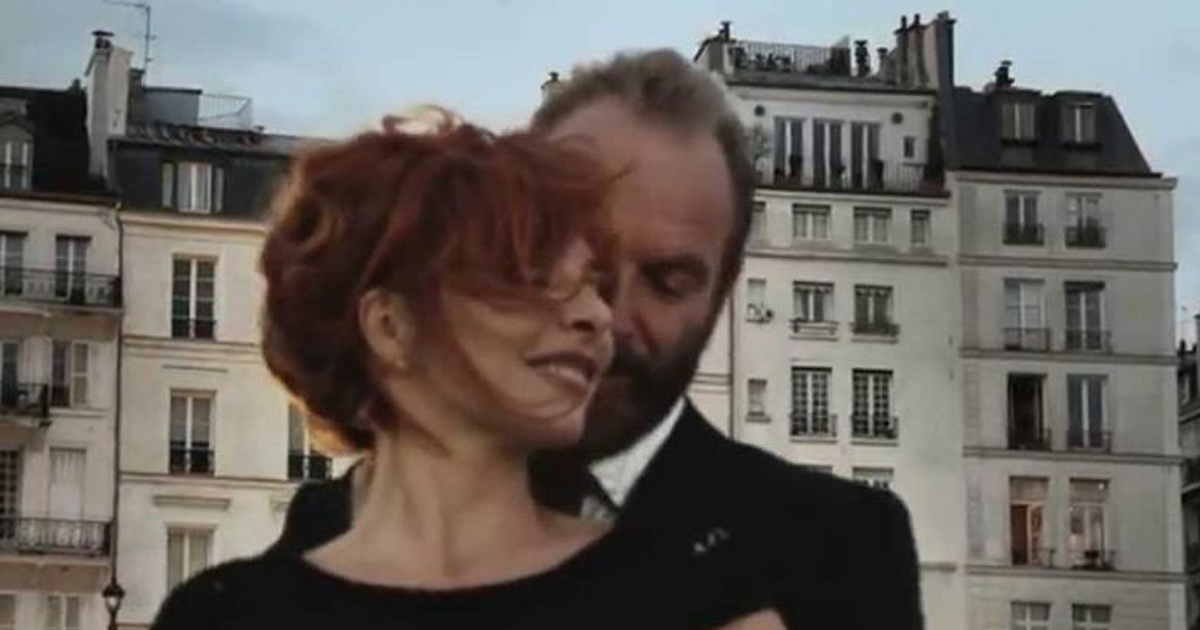 Стинг и Милен Фармер — видео исполнеия хита «Stolen car»
