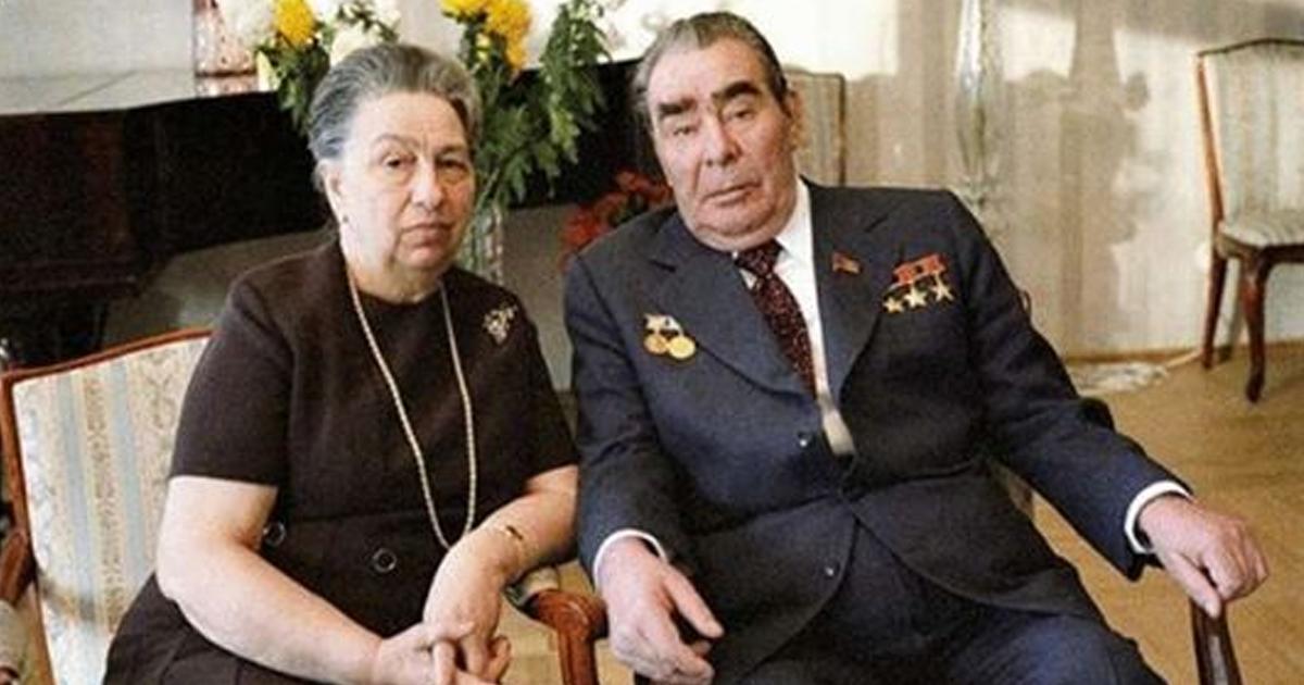 О том как жилось во времена Брежнева