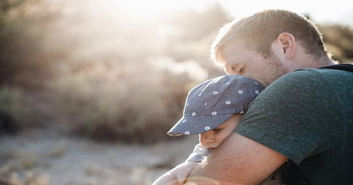 Советы от настоящего папы: как успокоить ребенка за 5 минут