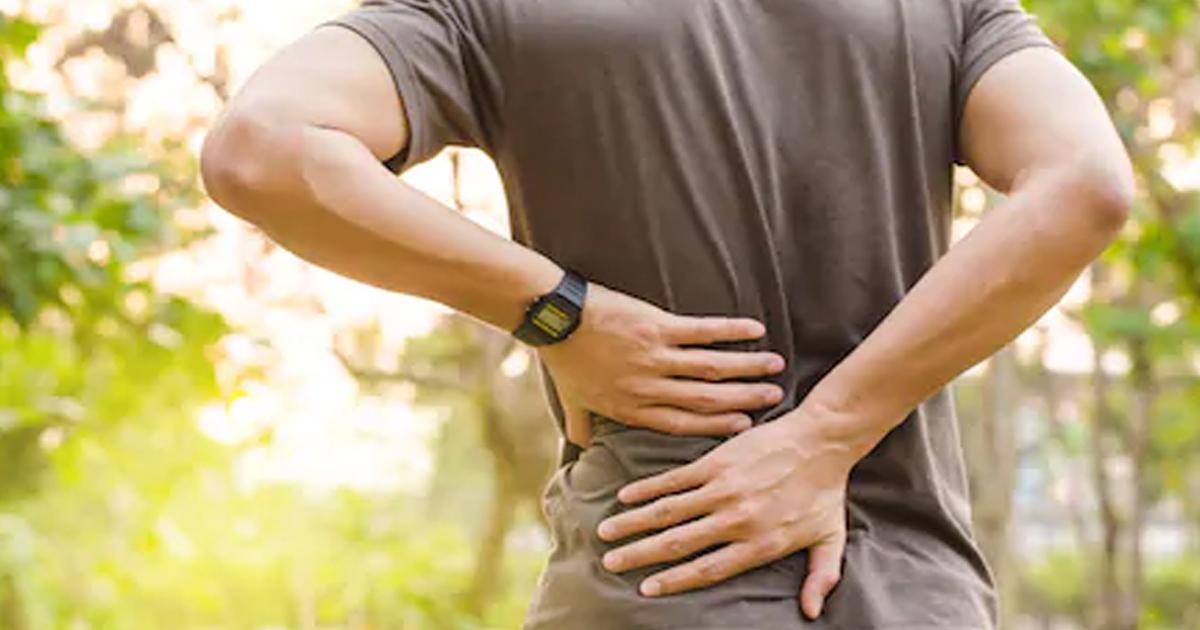 Полезное упражнение для спины «Бабочка»