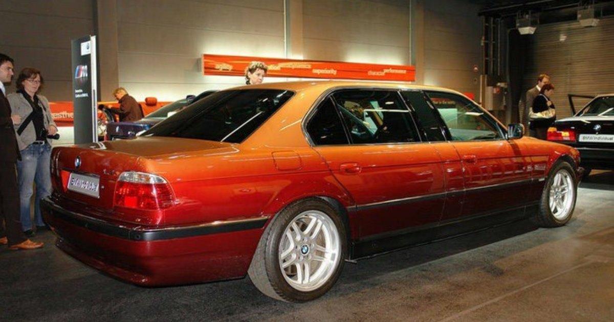Фантастическая BMW с салоном от Карла Лагерфельда