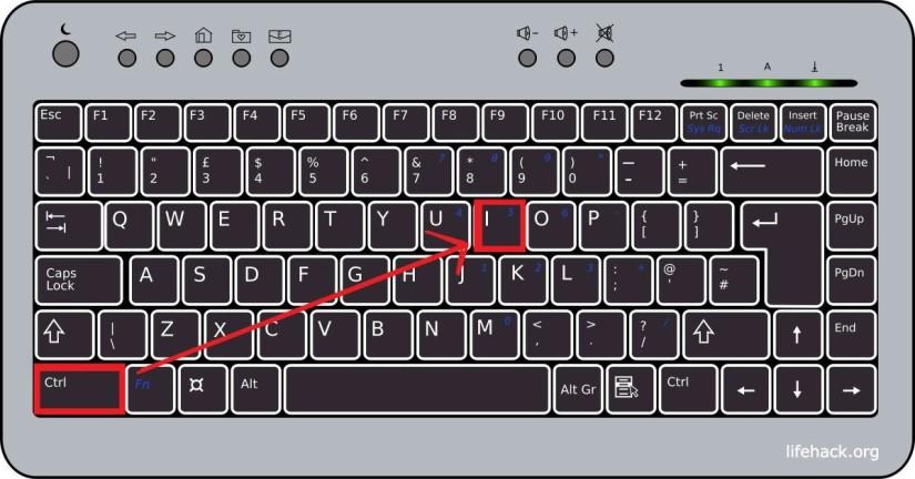 7 полезных сочетания клавиш на клавиатуре