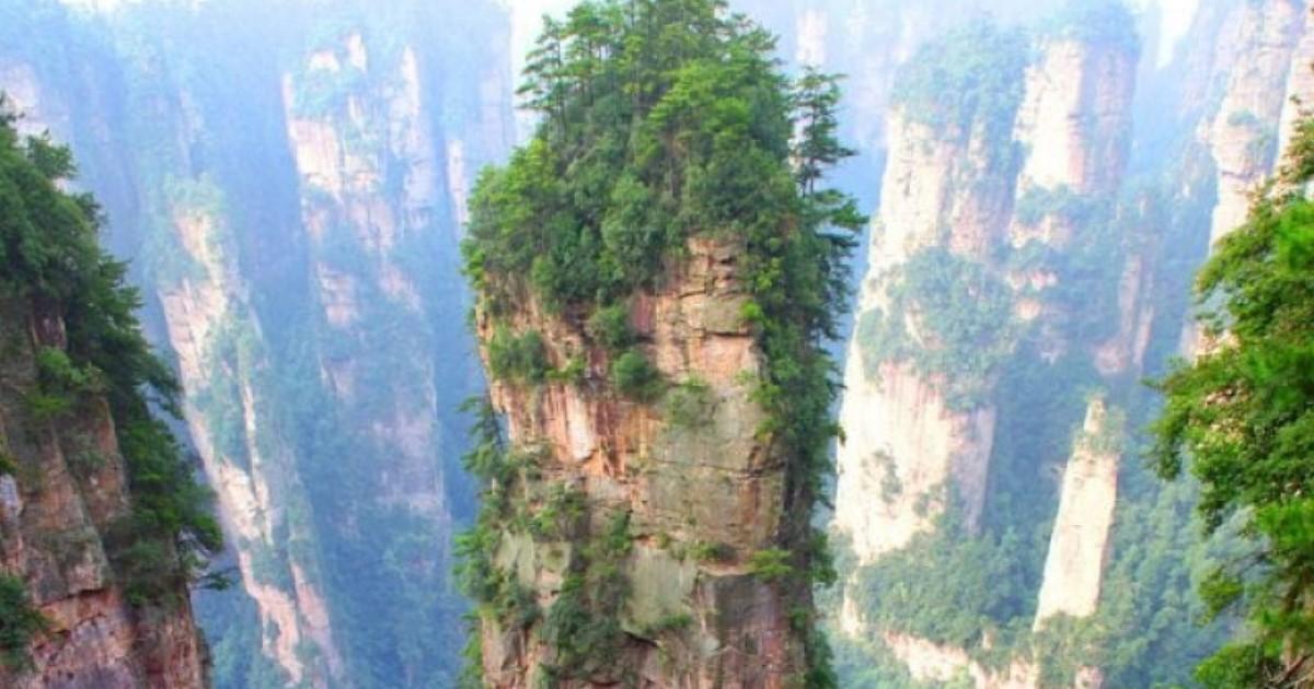 30 фото потрясающих мест на земле