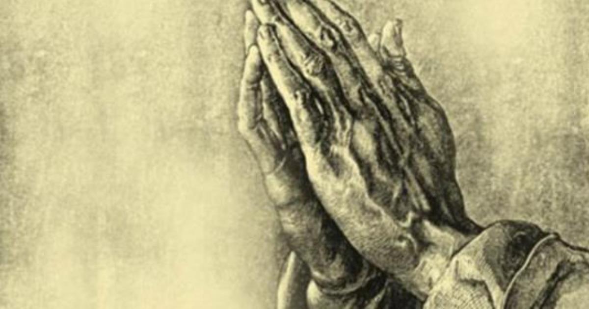 История создания картины Альбрехта Дюрера «Рука»
