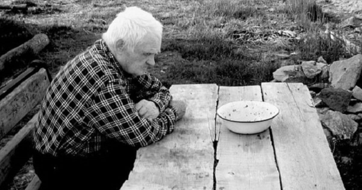 Притча о старости и молодости с очень глубоким смыслом