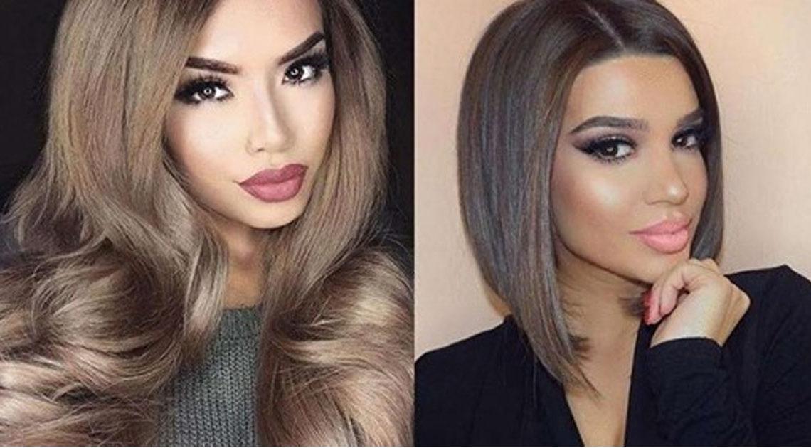 Тренды окрашивания волос в 2019 году