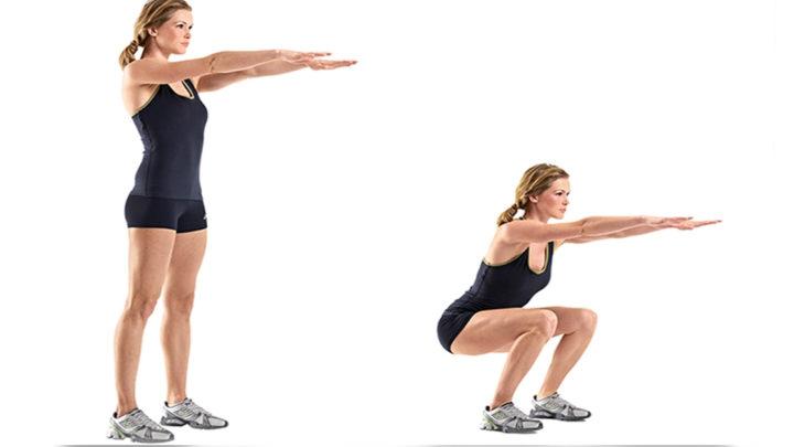 7 эффективных упражнений для сжигания жиры в бедрах