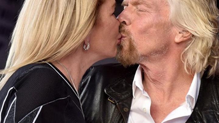 Миллиардер Ричард Брэнсон о секрете действительно счастливых отношений