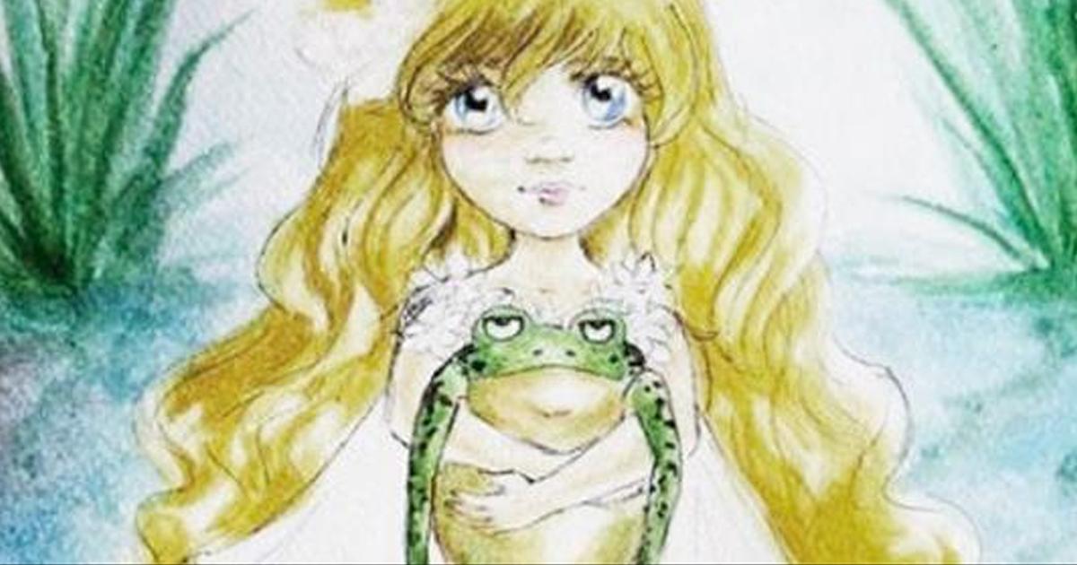 Мудрая история о жабе